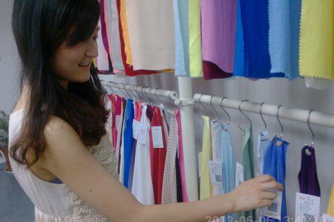 纺织面料样品软件,适用于纺织展会和样品展厅